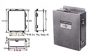 Example of a Type 4 NEMA Enclosure
