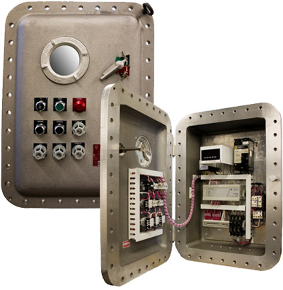 Example of a Type 7 NEMA Enclosure