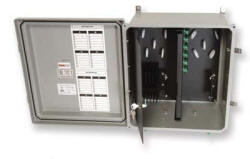 Example of a Type 3S NEMA Enclosure